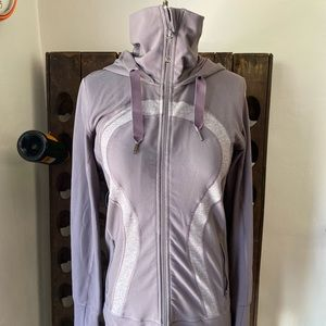 Lululemon hoodie hooded zip jacket 6
